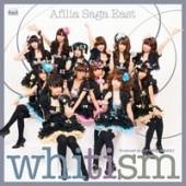 アフィリア・サーガ・イースト1stアルバム『whitism(ホワイティズム)』(通常盤)