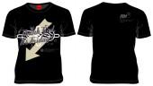 T.G.I.F. Tシャツ (ブラック)